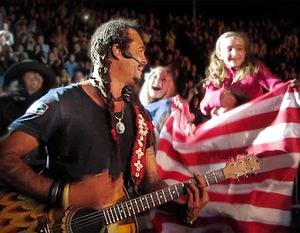 Michael-Franti-Greek-Theater-Oct-2011-with-fans