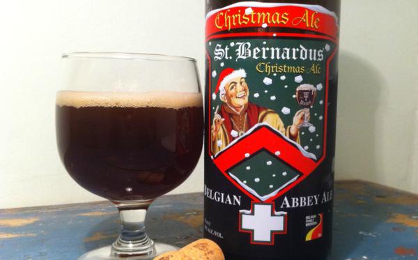 St. Bernardus Christmas Ale, 2011