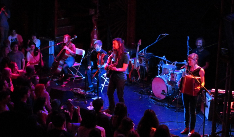 Bowerbirds at The Troubadour, April 2012