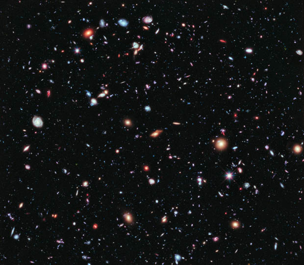 Hubble-Extreme-Deep-Field-photo-of-space